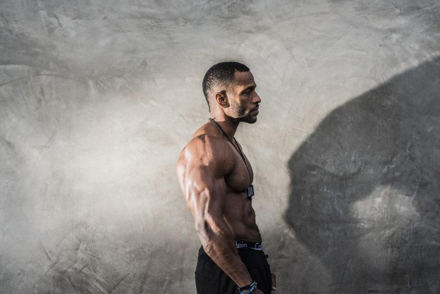 Rodney Crayton, fitness photography, portrait,